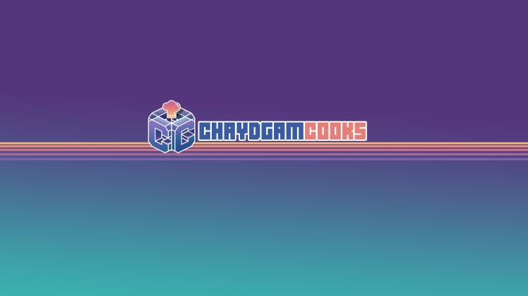 Chaydgam Cooks Banner
